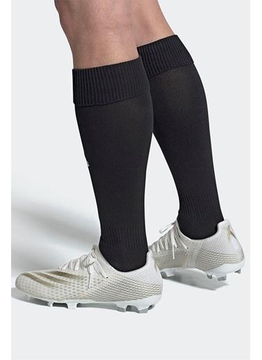 adidas Adidas Erkek Krampon X Ghosted.3 Fg Eg8193 Beyaz